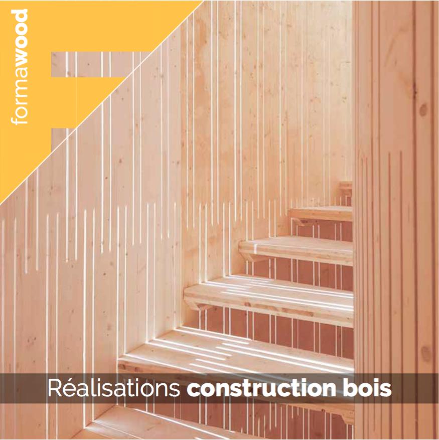 Carnet d'architecture Tome 2 - 42 réalisations construction bois