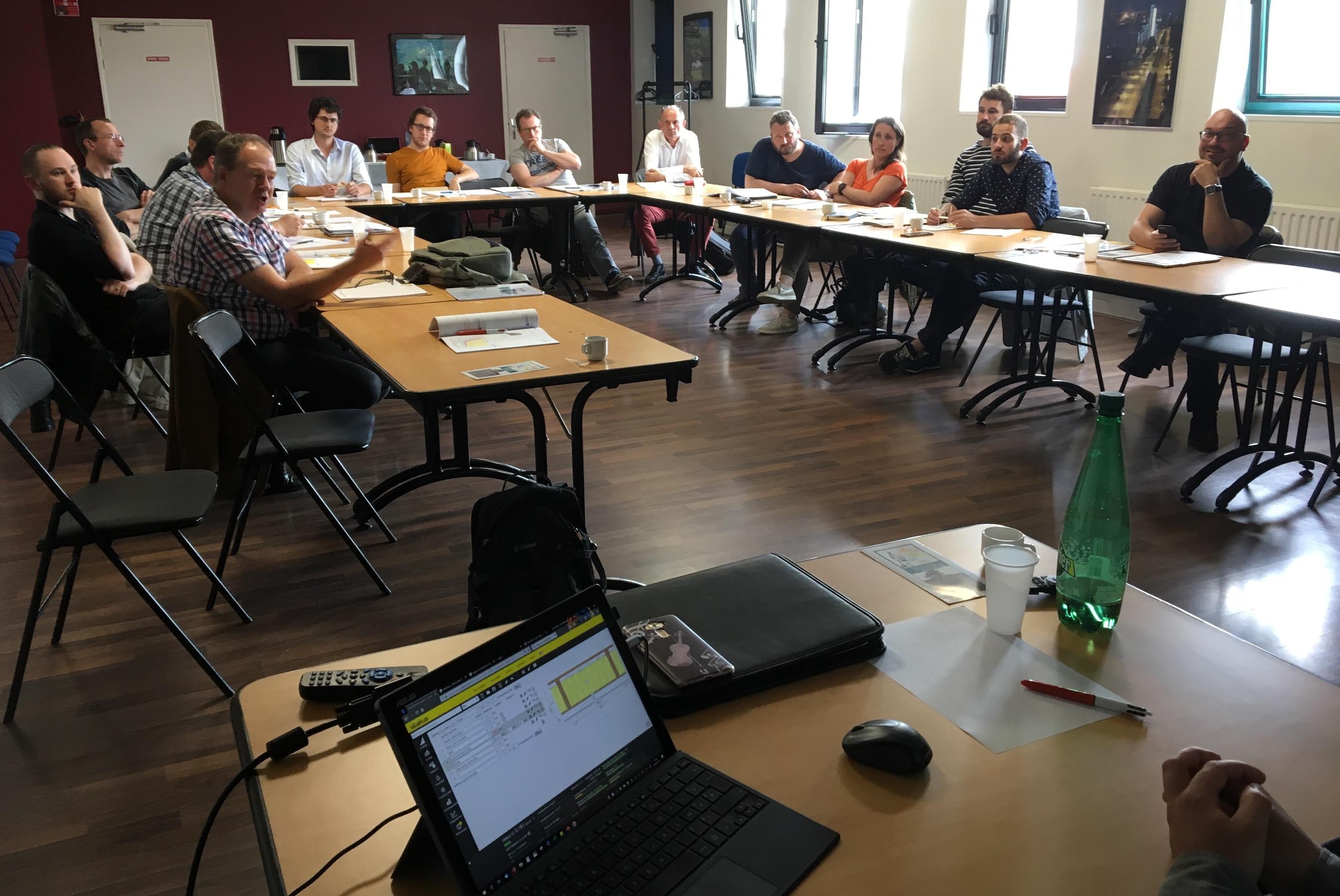 Retour sur la formation « Hygrothermie et conception des noeuds constructifs dans les bâtiments en bois » du 4 juin
