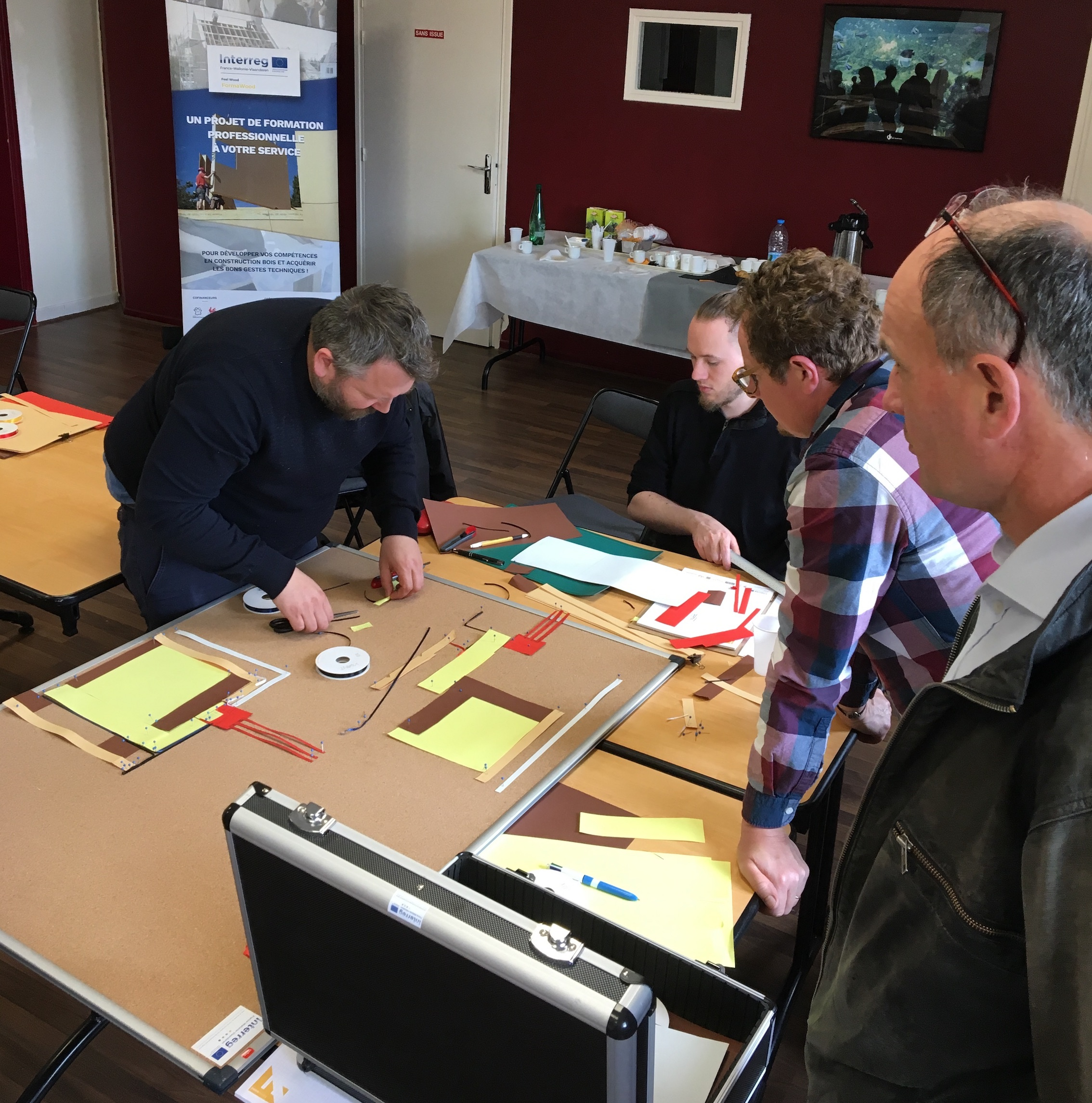 Retour sur la formation « Hygrothermie et conception des noeuds constructifs dans les bâtiments en bois » du 11 juin